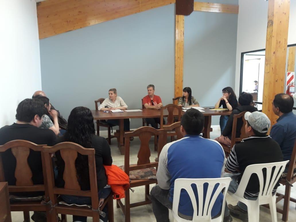 Re localizarán 14 familias del barrio Colombo